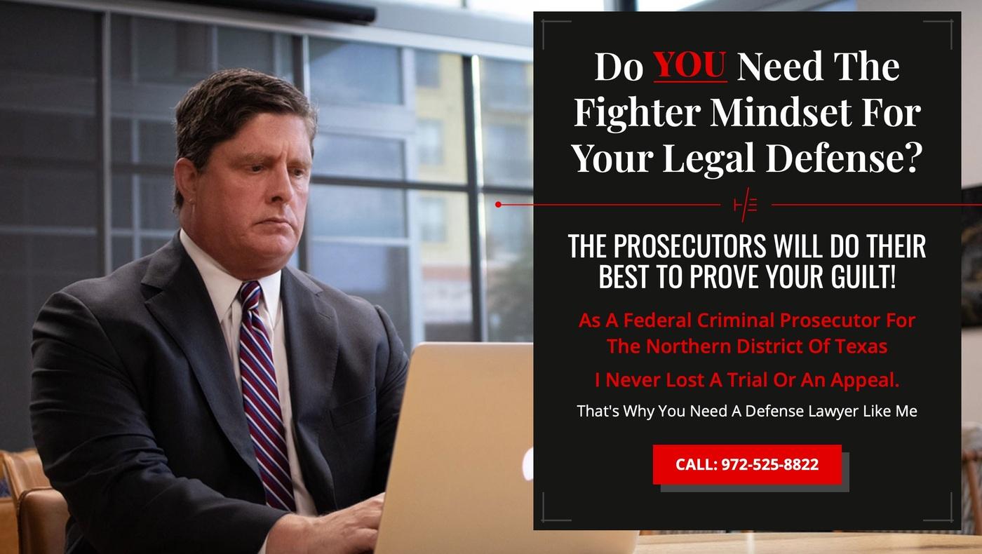 John Helms Dallas Criminal Defense Lawyer