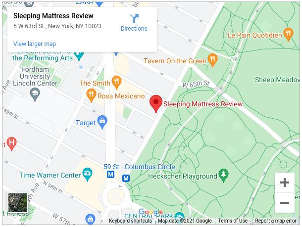Sleeping Mattress Review