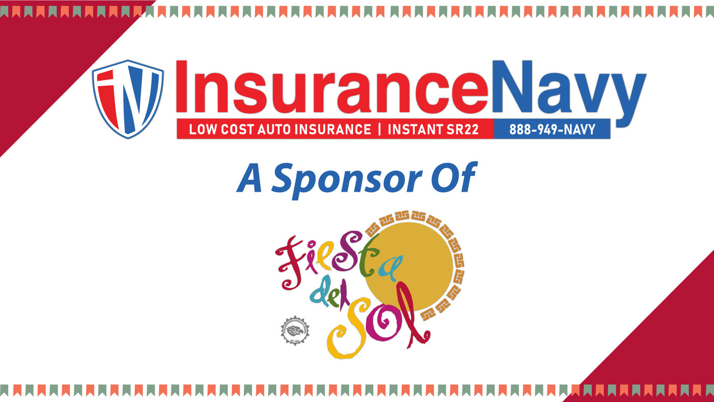 Insurance Navy Sponsors Fiesta del Sol