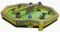 Inflatable Party Magic Back to School Event Rentals