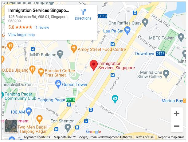 Imagration Services Singapore