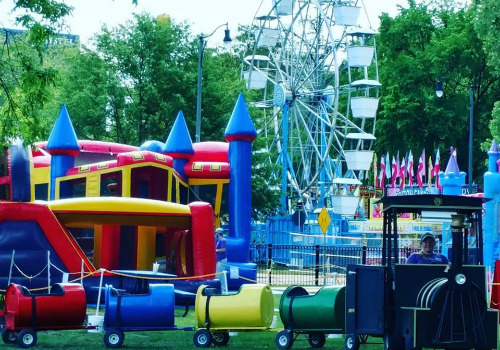 Carolina Fun Factory - Fayetteville, NC