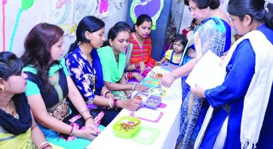 Mother's Day at KPS promotes healthy eating among children