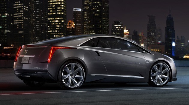 It's Official Orlando! The 2014 Cadillac ELR Hits the Market in Late 2013