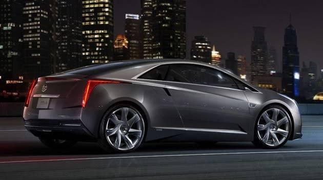 Cadillac ELR Makes Early Debut at Orlando Cadillac Dealers