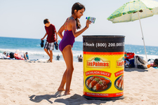 Las Palmas® Eco-Smart™ Bins
