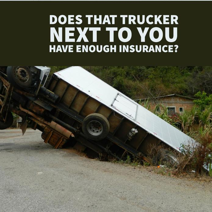 Truckers May Skimp On Insurance Says Boca Truck Accident ...