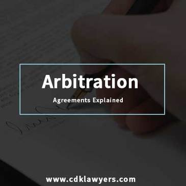 Arbitration Agreements Explained by Dallas employment lawyer