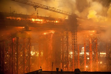 Fires And Explosions On Construction Sites