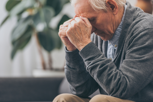 Seniors Brain Health At Risk