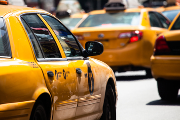Pedestrian Consequences of New York City Taxi Accidents