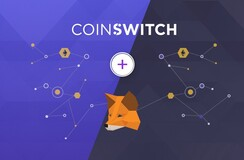 CoinSwitch and MetaMask announce partnership in the cryptocurrency industry.