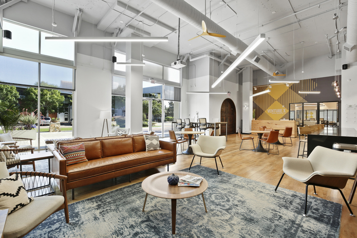 Premium Dallas Coworking Space Venture X by the Galleria Expands Its Facility