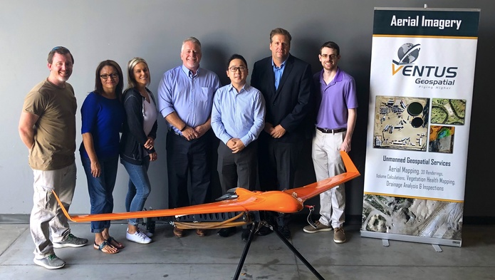Japan's Terra Drone makes inroads into North America by investing in Ventus Geospatial