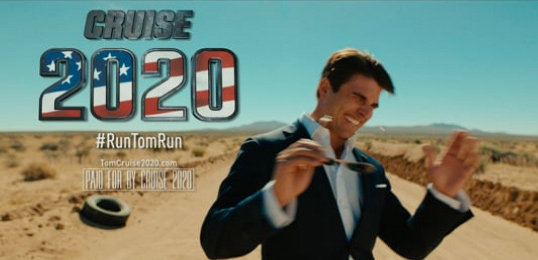 "Tom Cruise Running for President in 2020? SEO National says ""LOL"""