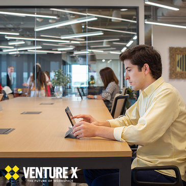 How Your Surroundings Make You More Productive Says Dallas Coworking space provider Venture X