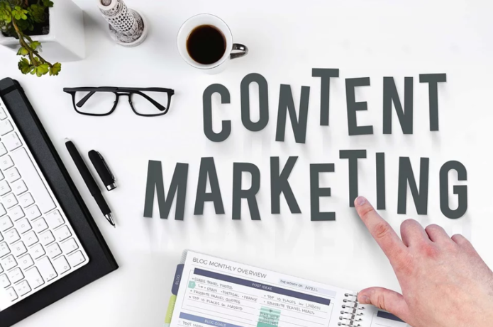 Marketing experts at KISS PR explain how web content drives sales