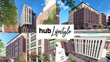 Hub On Campus Unveils - Hub Lifestyle Website