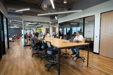 Best Dallas Flexible Office Spaces  Modern Look Near  Dallas Galleria - Dallas Campbell Centre