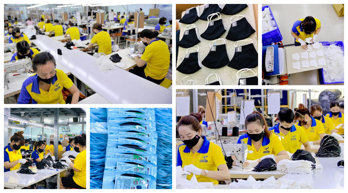Wholesale COVID Face Mask, Disposable Coverall, Medical Isolation Gown Direct Factory/Manufacturer
