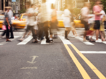 New York City Pedestrian Accident Lawyer Jonathan C. Reiter Explains Pedestrian Accidents & Injuries
