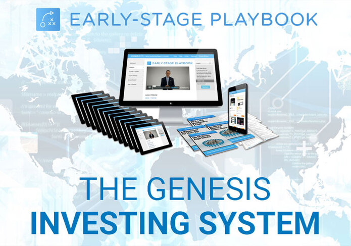 Early Stage Playbook: Matt Milner's Genesis Investing System