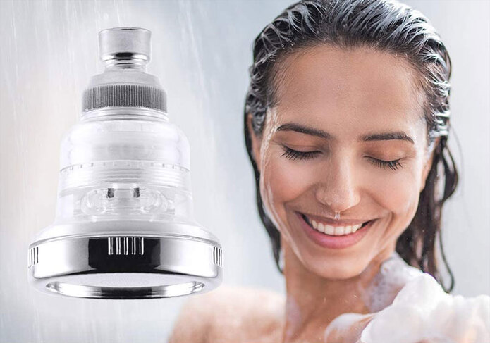 NatureSpa Shower Purifier: A Look at Nature Spa Water Filter Head
