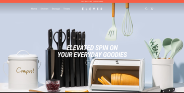 ÉLEVER LIFE Launches New Website with Convenient Online Shopping and Faster Delivery