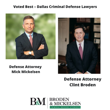 What is Sexual Assault Criminal Defense in Texas?  Dallas Sexual Assault Criminal Defense Attorneys - Broden & Mickelsen Answer