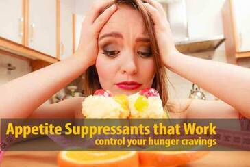 Appetite Suppressants that Work - Best Supplements to Curb Cravings for 2021 - by 500Fitness