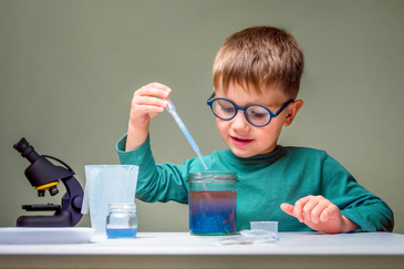 Five Tips for Teaching Kids Science at Home