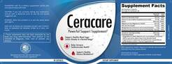 CeraCare Reviews - Full List Of Ingredients