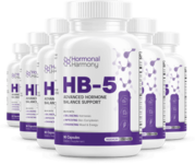 Hormonal Harmony HB-5 Supplement Reviews - Hormone Balance Ingredients
