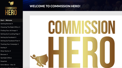 Commission Hero Review - Does Robby Blanchard Course Work in 2021? By Ireviewtoday