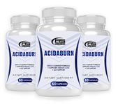 Acidaburn Reviews: Does Acidaburn Supplement With Weight Loss Ingredients Work? [2021 Report] By UNISTAR
