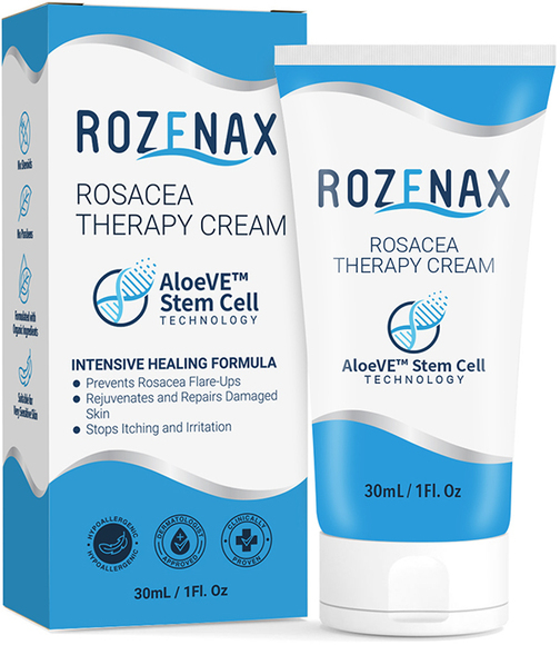Review of Rozenax Rosacea Remedy: Does Rozenax Work or Not? - By 24marketlab.com
