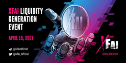 XFai Launches $XFIT in DeFi's First Ever Liquidity Generation Event