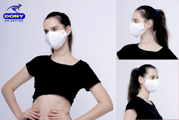 Dony 60x Reusable Face Mask Expands Distribution Business Collaboration to the US Market (sterilized by E.O. gas)