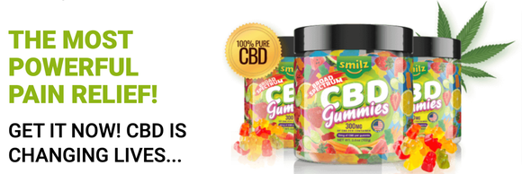 Smilz CBD Gummies Reviews 2021: Shocking Price for Sale & Real Customer Complaints