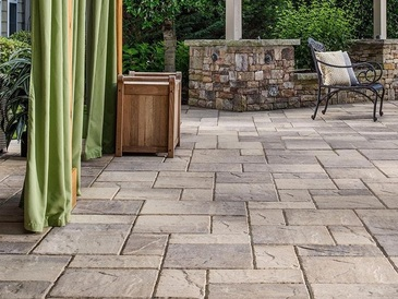 The Ultimate Guide to Choosing a Pattern and Finish for Your Pavers by LA Paving Contractor